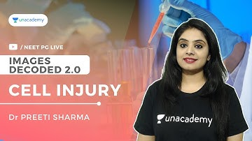 Images Decoded 2.0 | CELL INJURY | Dr Preeti Sharma
