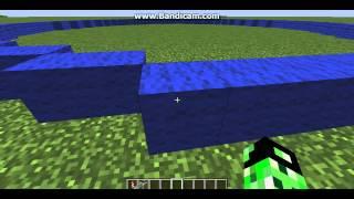 как построить купол в minecraft Артёмом часть 1