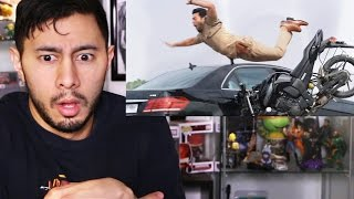 DHRUVA Trailer Reaction Discussion by Jaby Koay