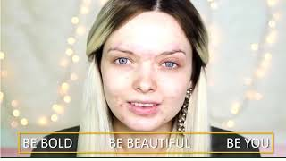 be bold! be beautiful! be you!