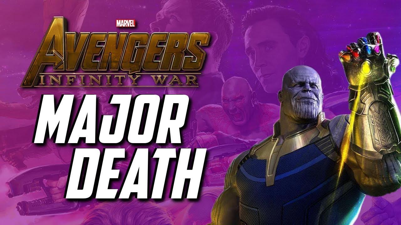Infinity War Spoiler Warning