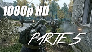 "COD Modern Warfare Remastered #05 ""Cazado"" 
