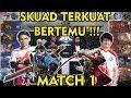 Skuad Terkuat Bertemu !!! AirAsia Saiyan vs Bigetron SG Match 1 MPL MY/SG S2 2018
