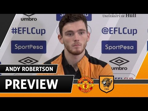 Manchester United v The Tigers | Preview With Andy Robertson