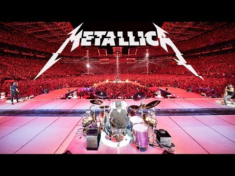 Metallica  WorldWired North America Tour  The Concert 2017 1080p