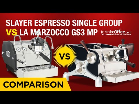 Replacing The Gigleur In A La Marzocco Gs3 Doovi