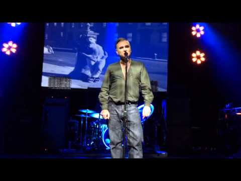 Asleep - Morrissey - Albuquerque, NM - May 14, 2014 (Live)