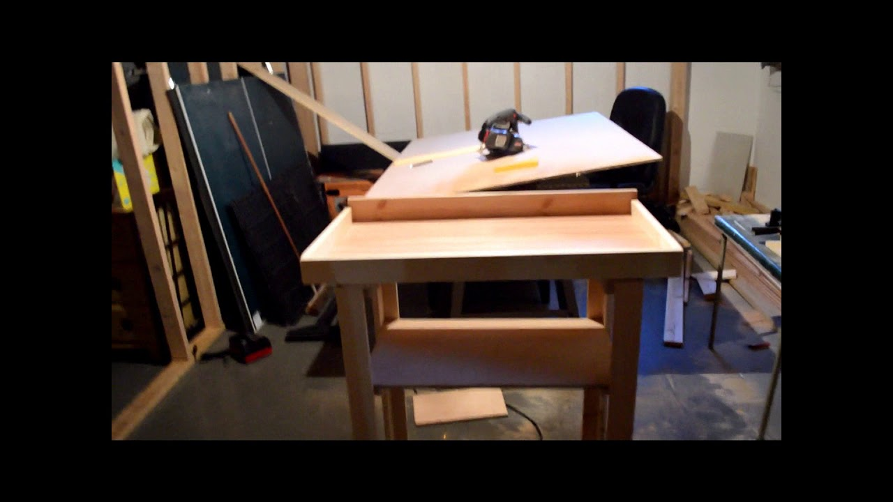 Do It Yourself Changing Table Build   Homemade For Under $50