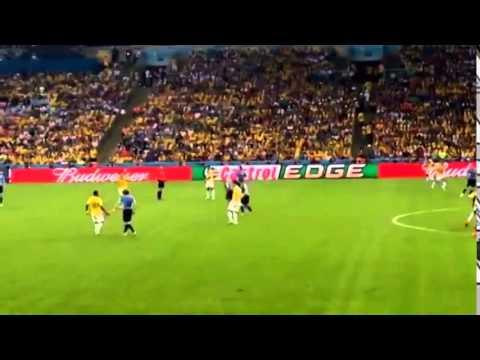 James Rodriguez Best Goal Colombia vs Uruguay