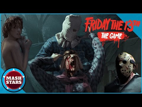 Friday the 13th The Game BETA // Everything UNLOCKED Max Level // LIVE STREAM with Kang
