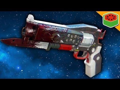 3 BURST HAND CANNON!? - CRIMSON | Destiny 2 Gameplay