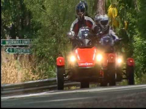 Spyder Ryder on Getaway