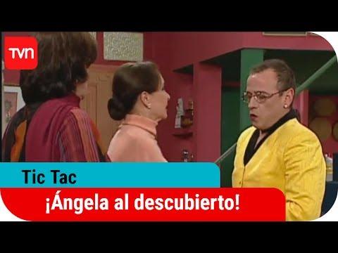 ¡Ángela al descubierto! | Tic Tac- T1E43