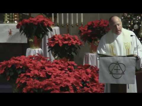 2016-12-25 Messiah Lutheran Church {10:00am Christmas Day Service}