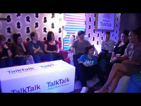 The X Factor - Your Questions Answered - With One Direction, Cher Lloyd, Mary-Rebecca