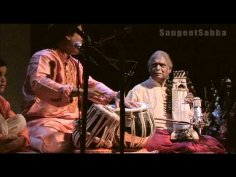 SangeetSabha presents Pandit Anindo Chatterjee & Pandit Ramesh Mishra - 2 @Helen Mills, NYC