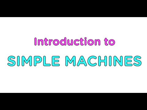 CMNH STEM: Introduction to Simple Machines