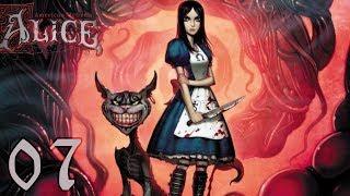 Прохождение American McGee's Alice ep. 07 [Шах в багровых тонах]