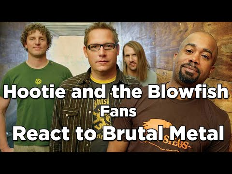 HOOTIE Fans React to Brutal Metal