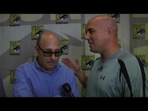 Willie Garson Mozzie interivew for White Collar at Comic Con 2010