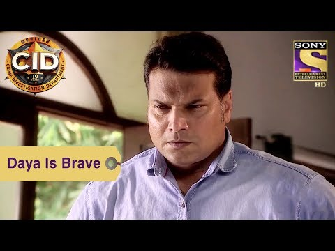 Your Favorite Character | Daya Is Brave | CID