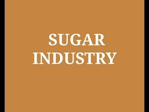 Sugar Industry of India | State Production 2020