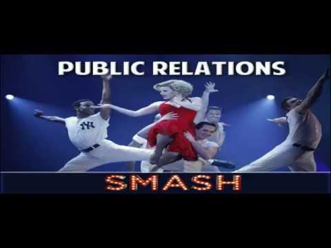 Public Relations karaoke instrumental Smash Bombshell