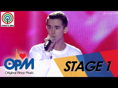 I Love OPM: Sumner Mahaffey - Pag-ibig By Yeng Constantino