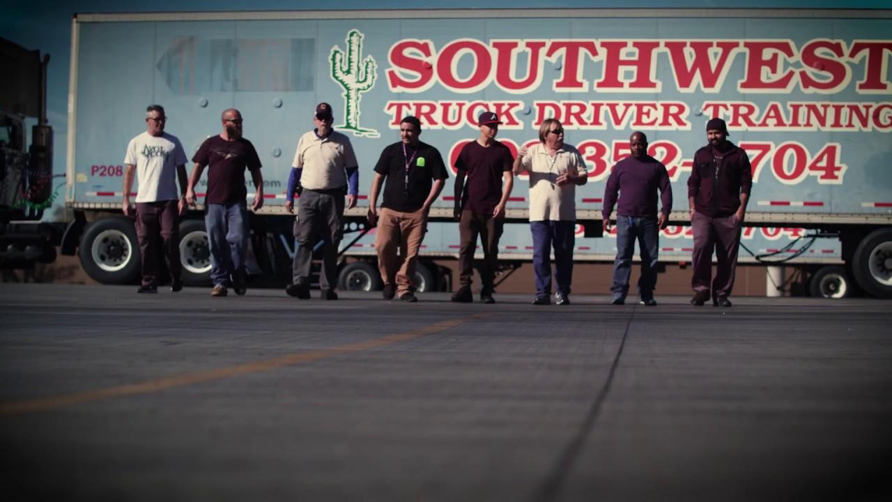 Truck Driving School & CDL Training   Southwest Truck Driver