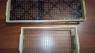 Сделали дополнительный лоток в инкубатор блиц на 48 яиц на 72 яйца. Наш вариант