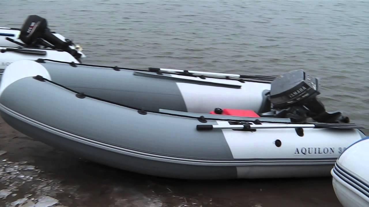 чем отличаются лодочные моторы друг от друга