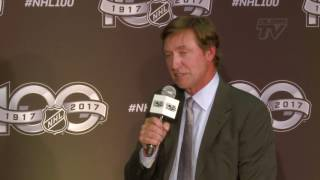 RAW | Wayne Gretzky Starting Five