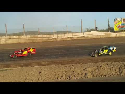 1st 358 Modified Feature @ Lebanon Valley Speedway on 6/8/19
