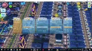 HACK GRANA VERDE SIM CITY BLUIDIT 01 JULHO 2018