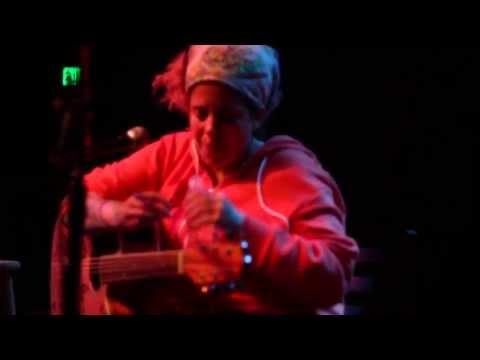 Kimya Dawson 2/23/12 Alhambra Theatre