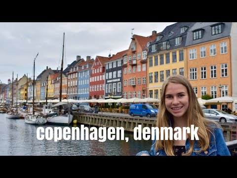 Denmark Travel Vlog!!