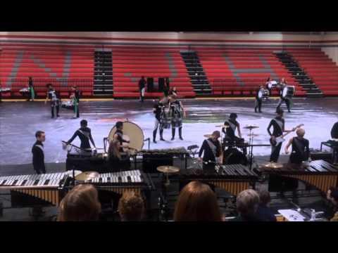 Cary High School Drumline: Powhatan HS WGI Regional - 2016-03-12