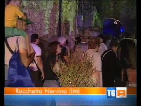 Robin Hood a Rocchetta Nervina sul TG3 Travel Video