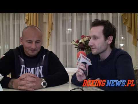 Szpilka: Wilder to tchórz. Kliczko wygra z Joshuą przed czasem. [4.02.17] (cz.1/3 wywiadu)