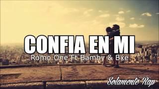 ME ENAMORASTE -  Romo One Ft Bamby Bxe