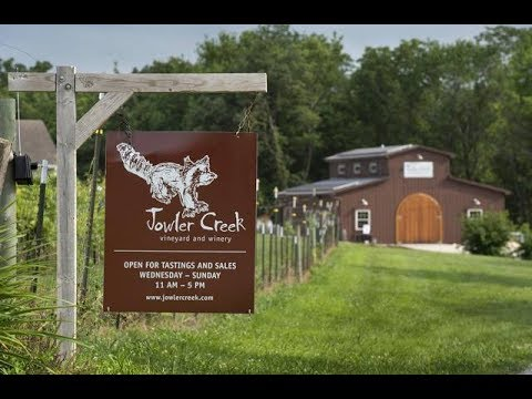 Jowler Creek Winery & Vineyard Platte City, Mo. on Memorial Day 5/29/2017 w/ The Good Sam  Club Band
