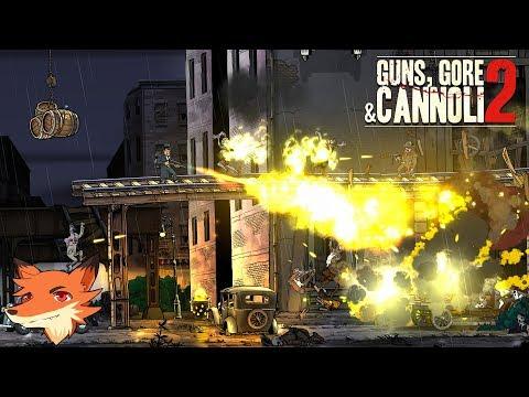 Guns, Gore and Cannoli 2 [FR] Fun et déjanté !