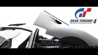 Gran Turismo 4- Destroying sport cars with my pickup!