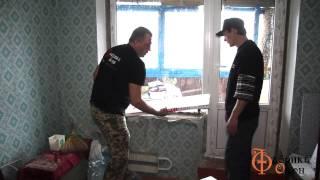 Установка подоконника(Как установить подоконник правильно, аккуратно и профессионально! www.fokna.com.ua., 2013-04-16T19:31:32.000Z)