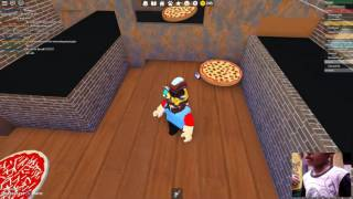 ROBLOX - Work at a Pizza Place by Tidus and Shuyin