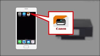 Enabling printing from a smartphone (iOS) - 1/2 (TS8200 series)
