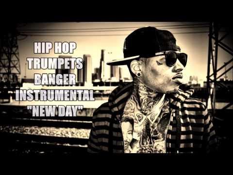 Hip Hop Dope Trumpets Banger Instrumental New 2015 -