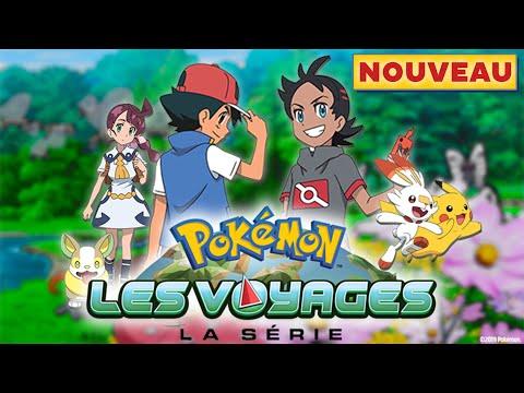 AVANT-PREMIÈRE - Pokémon Saison 23 : Les voyages