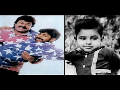 Power Star Pawan kalyan Rare pic collection   childhood photos - YouTube  Happy birthday powerstar pavan kalyan hqdefault