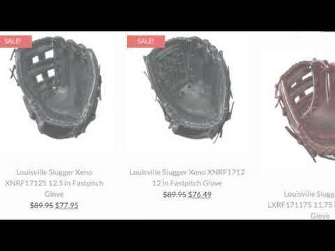 Louisville Slugger Gloves | Baseball Bargains
